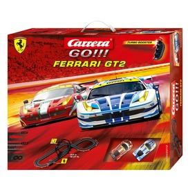 Carrera GO Ferrari GT2 elektromos versenypálya Itt egy ajánlat található, a bővebben gombra kattintva, további információkat talál a termékről.