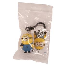 Minion kulcstartó - 5 cm, többféle