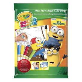 Crayola: Minion maszatmentes kifestő Itt egy ajánlat található, a bővebben gombra kattintva, további információkat talál a termékről.