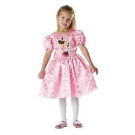 Minnie egér jelmez - rózsaszín, 104 cm