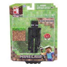 Minecraft Enderman figura kiegészítőkkel - 10 cm Itt egy ajánlat található, a bővebben gombra kattintva, további információkat talál a termékről.