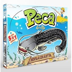 Peca király horgászkártya Itt egy ajánlat található, a bővebben gombra kattintva, további információkat talál a termékről.