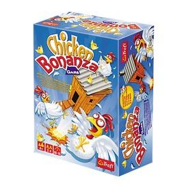 Chicken Bonanza társasjáték Itt egy ajánlat található, a bővebben gombra kattintva, további információkat talál a termékről.