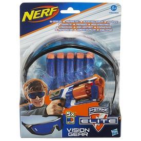NERF N-Strike Elite védőszemüveg és lőszer készlet Itt egy ajánlat található, a bővebben gombra kattintva, további információkat talál a termékről.