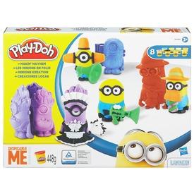 Play-Doh Minion álruha labor gyurmakészlet Itt egy ajánlat található, a bővebben gombra kattintva, további információkat talál a termékről.