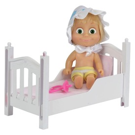 Masha baba jó éjszakát készlet - 15 cm