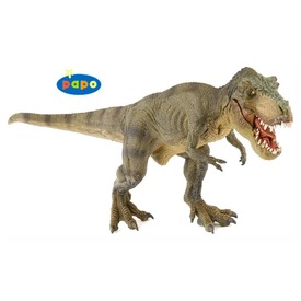 Papo zöld tyrannosaurus rex dínó 55027