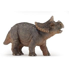 Papo triceratops dínó 55036