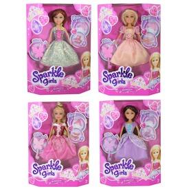 Sparkle Girlz hercegnő baba kiegészítőkkel - többféle Itt egy ajánlat található, a bővebben gombra kattintva, további információkat talál a termékről.