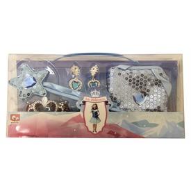 Jéghercegnő táska és kiegészítő készlet