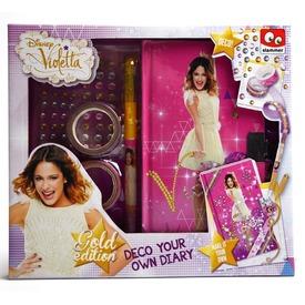Violetta napló készítő készlet Itt egy ajánlat található, a bővebben gombra kattintva, további információkat talál a termékről.