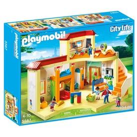 Playmobil Szivárványország óvoda 5567