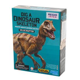 4M dinoszaurusz régész készlet - velociraptor
