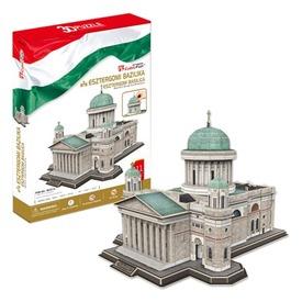 Esztergomi Bazilika 11 darabos 3D puzzle