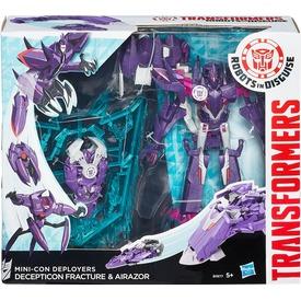 Transformers Álruhás robotok kis robot - többféle Itt egy ajánlat található, a bővebben gombra kattintva, további információkat talál a termékről.