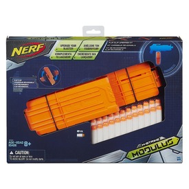 NERF N-Strike Modulus tár készlet lőszerrel Itt egy ajánlat található, a bővebben gombra kattintva, további információkat talál a termékről.