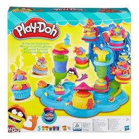 Play-Doh sütemények ünnepe Itt egy ajánlat található, a bővebben gombra kattintva, további információkat talál a termékről.