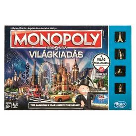 Monopoly Itt és most - Világkiadás társasjáték Itt egy ajánlat található, a bővebben gombra kattintva, további információkat talál a termékről.