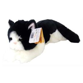 Fekete-fehér cica (hosszú) 10. 5 JC
