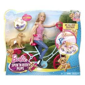 Barbie: Kutyusos kaland kerékpáros készlet