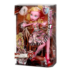 Monster High Széprém Gooliope Jellington baba CHW