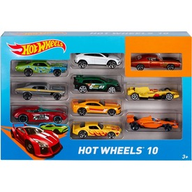 Hot Wheels kisautó 10 darabos készlet Itt egy ajánlat található, a bővebben gombra kattintva, további információkat talál a termékről.
