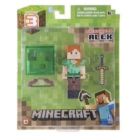 Minecraft Alex figura kiegészítőkkel - 7 cm Itt egy ajánlat található, a bővebben gombra kattintva, további információkat talál a termékről.