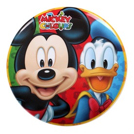 Melamin Mickey lapostányér  Itt egy ajánlat található, a bővebben gombra kattintva, további információkat talál a termékről.