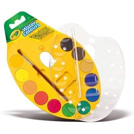 Crayola vízfesték paletta 12 színű 53-8434