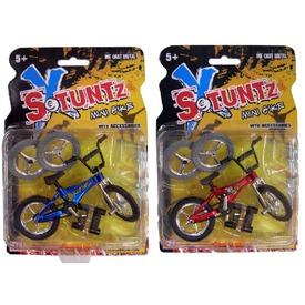StuntzX Ujjkerékpár (fingerbike), 2 színben