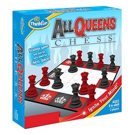 Thinkfun All Queens Chess társas /Sakk