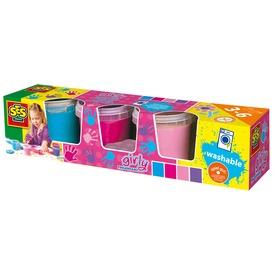 SES ujjfesték lányoknak 4 darabos készlet - 150 ml Itt egy ajánlat található, a bővebben gombra kattintva, további információkat talál a termékről.