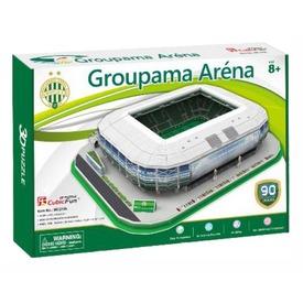3dimenziós puzzle Groupama Aréna MC Itt egy ajánlat található, a bővebben gombra kattintva, további információkat talál a termékről.