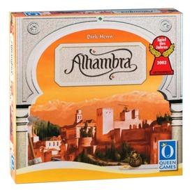 Alhambra társasjáték - 2015 kiadás
