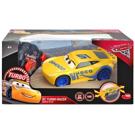 Verdák 3 Cruz Ramirez távirányítós autó - 1:24