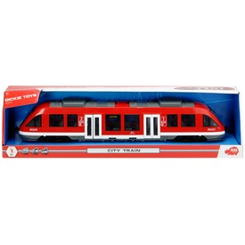 Dickie City Train villamos - 45 cm