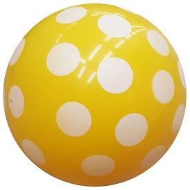 400 mm-es Klasszikus pöttyös labda  Itt egy ajánlat található, a bővebben gombra kattintva, további információkat talál a termékről.