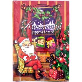 Karácsonyi gipszkiöntő Itt egy ajánlat található, a bővebben gombra kattintva, további információkat talál a termékről.