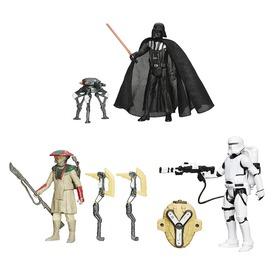 Star Wars: Az ébredő Erő sivatagi akciófigura - 10 cm, többféle Itt egy ajánlat található, a bővebben gombra kattintva, további információkat talál a termékről.