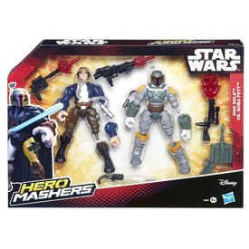 Star Wars: Hero Mashers akciófigura - többféle