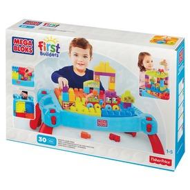 Mega Bloks óriás építő játékasztal