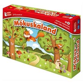 Mókuskaland, fejlesztő társasjáték  Itt egy ajánlat található, a bővebben gombra kattintva, további információkat talál a termékről.