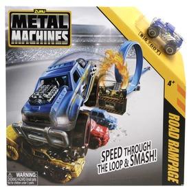 Metal Machines rendőrség kicsi pályakészlet