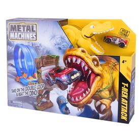 Metal Machines T-Rex közepes pályakészlet Itt egy ajánlat található, a bővebben gombra kattintva, további információkat talál a termékről.