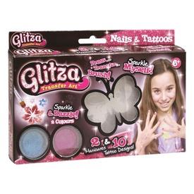 Glitza körömtetováló készlet Itt egy ajánlat található, a bővebben gombra kattintva, további információkat talál a termékről.