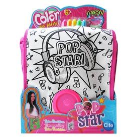 Color Me Mine Pop Star oldaltáska Itt egy ajánlat található, a bővebben gombra kattintva, további információkat talál a termékről.