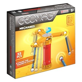 Geomag Mechanics 33 darabos készlet Itt egy ajánlat található, a bővebben gombra kattintva, további információkat talál a termékről.