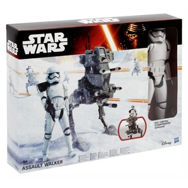 Star Wars: Az ébredő Erő figura járművel - 30 cm Itt egy ajánlat található, a bővebben gombra kattintva, további információkat talál a termékről.