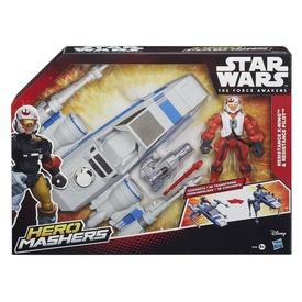 Star Wars: Hero Mashers figura járművel - többféle Itt egy ajánlat található, a bővebben gombra kattintva, további információkat talál a termékről.