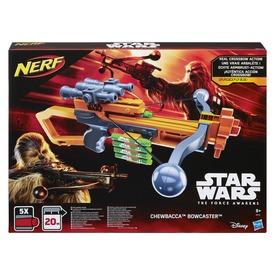 Star Wars: NERF Chewbacca szivacslövő fegyver Itt egy ajánlat található, a bővebben gombra kattintva, további információkat talál a termékről.